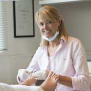 Carla Hogervorst, pedicure in Noordwijk.. Pedicure Plus